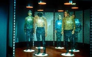 Star Trek teleportation